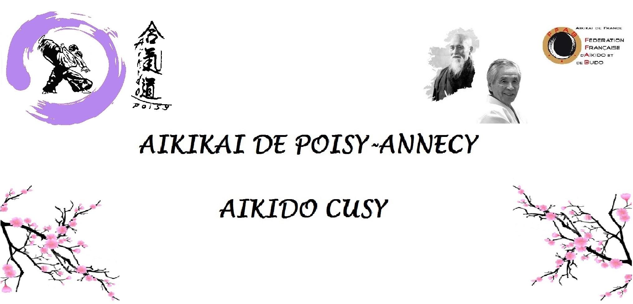 AIKIKAI DE POISY-ANNECY-CUSY